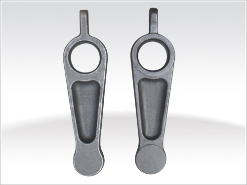 Precision forging parts forged by Closed die forging hammer