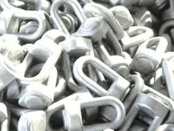 Hook forged by CNC Hydraulic closed die forging hammer