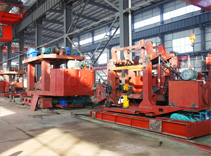 transport forging manipulator assembly