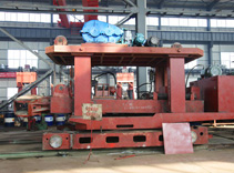 railbound forging manipualtor assembly