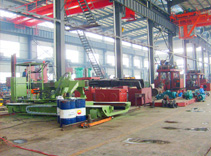 forging tong manipulator assembly