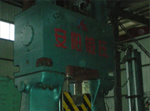 80KJ Hydraulic double-acting hammer in China