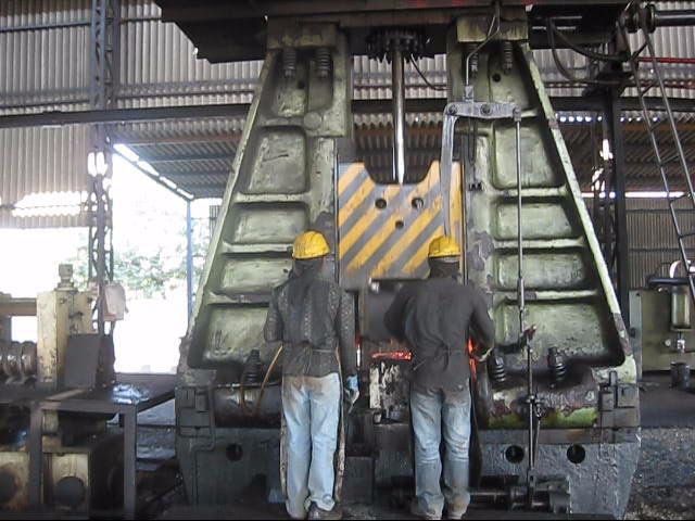 Hydraulic Closed Die Forging Hammer_Anyang Forging Press