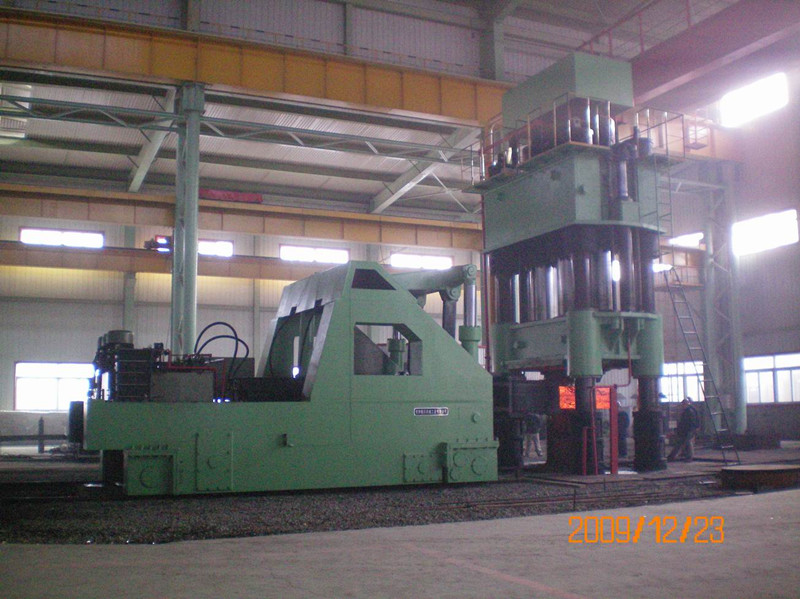 20 ton full hydraulic heavy loads manipulator