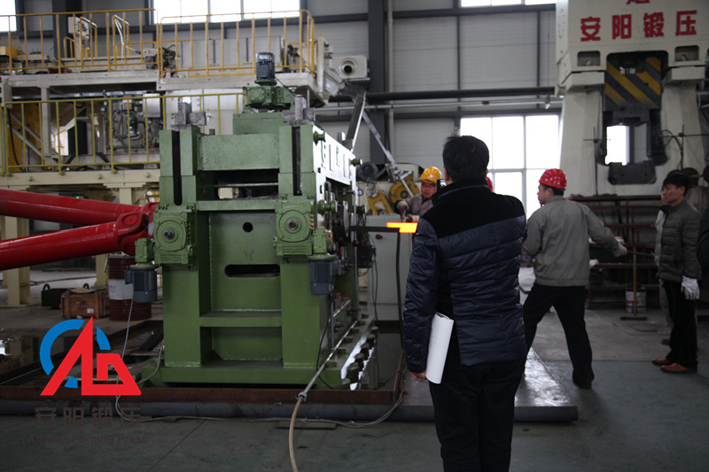 120 automatic grind steel ball making production line test in anyang