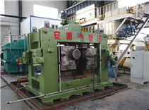 Hot Rolled Grinding steel ball Rolling Mill Assembly