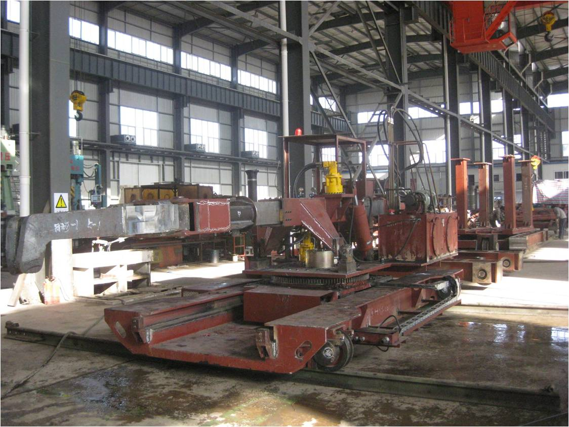 Auxiliary forging equipment