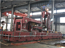 Rolled Ring Machine Asselmbly