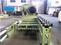 Billet Precision Cutting Machine Assembly