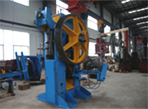 Round Bar Billet Shearing Machine Assembly