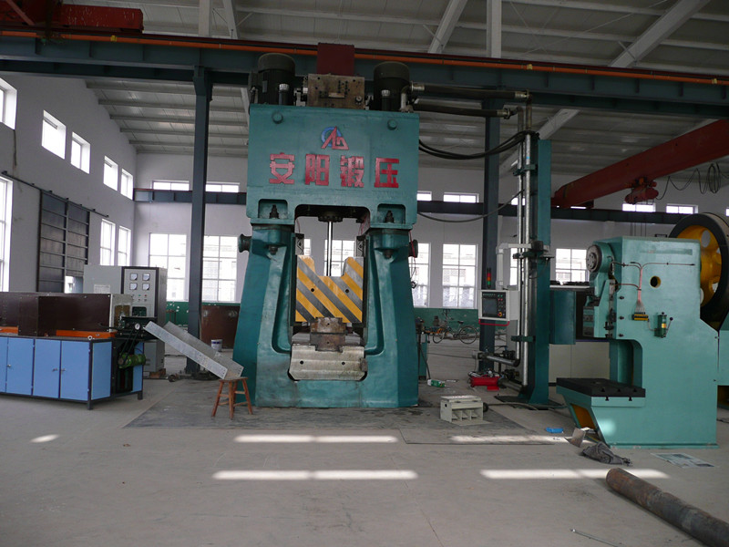 50kj CNC Short stroke hammerto forge Auto parts in China