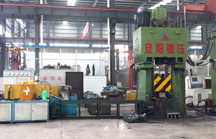 25kj CNC Hydraulic Forging Hammer in China