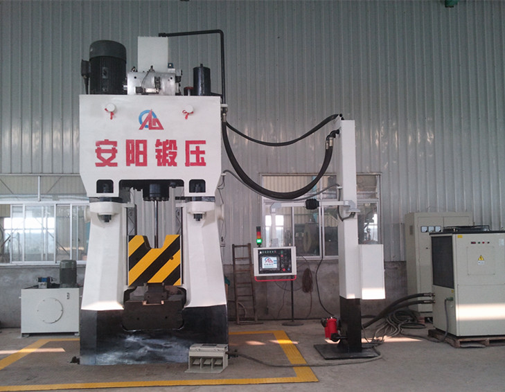 25kj Modernization of hydraulic control forging hamer in China