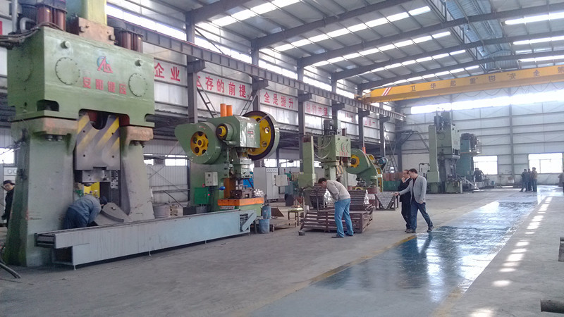 31.5, 80,125kj  Hydraulic double-acting HO-U hammer forging line in China