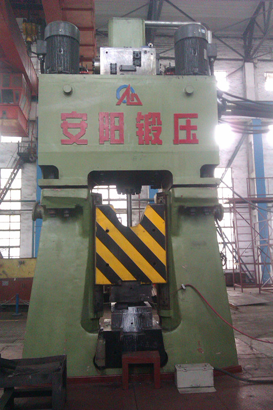 80kj HO-U hydraulic double-acting hammer in China