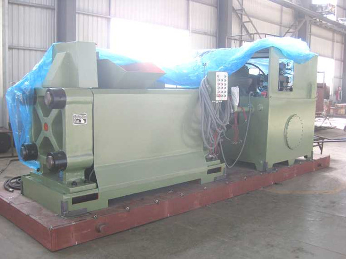 aluminimum scrap metal processing equipment assembly