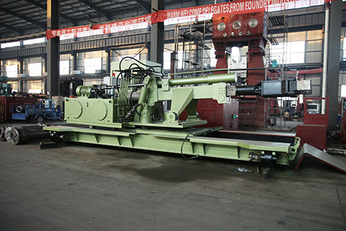 furnace  ingot charging manipulator machine