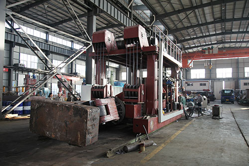 10t jaw manipulator export to Indonesia