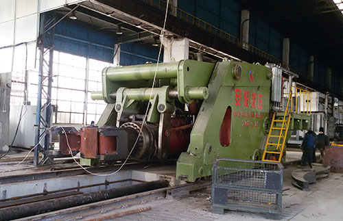 30t fully hydraulic forging manipulator in Romania