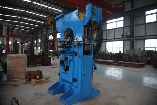 cutting machine for steel round bar assembly