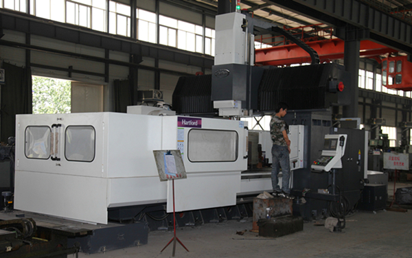 cnc forging hammer tup machining