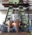 5 ton hammer in India to forging bent axle