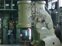 Anyang forging 1t air compressor hammer  in Brazil