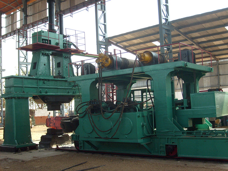 5 ton Free hydraulic forging hammer in India