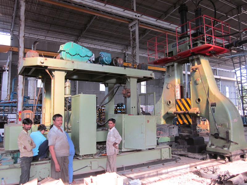 3 ton hydraulic open die forging hammer and 3 ton forging manipulator in India