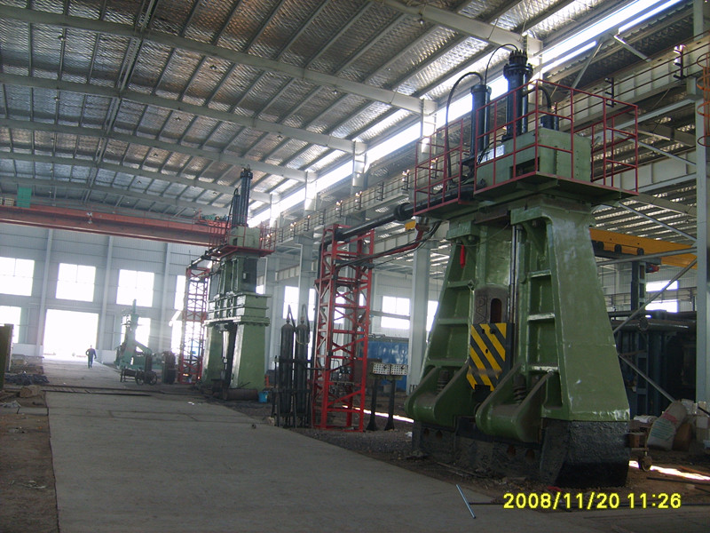 8 ton open die and 10 ton closed die forging hammer in China