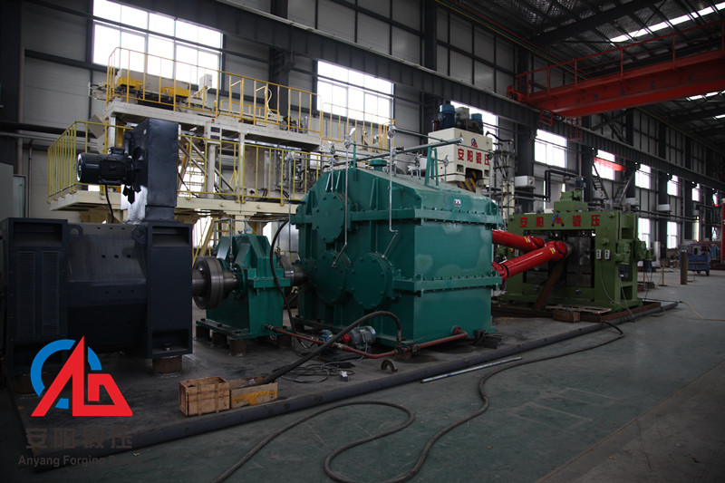 120mm skew rolling mill for grinding steel ball assembly in workshop