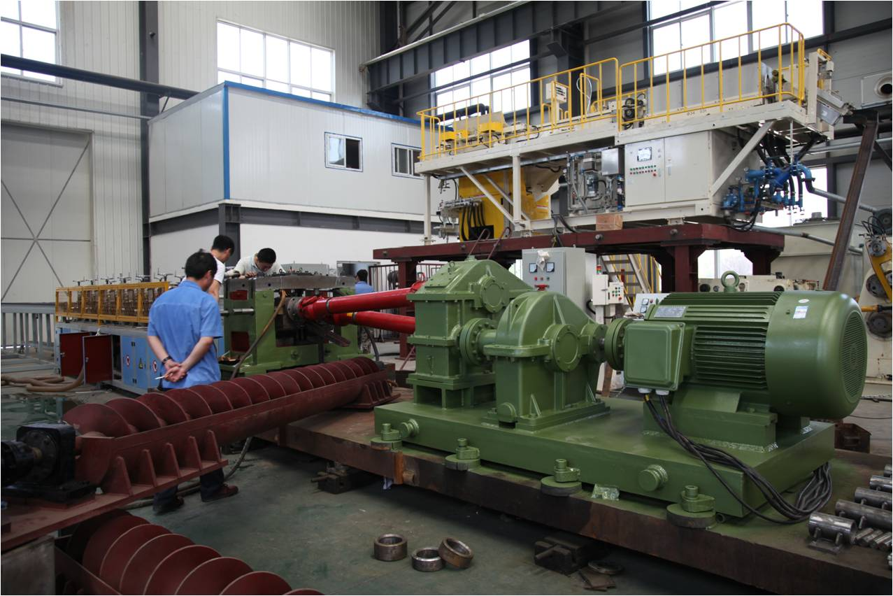 grinding steel ball rolling machine
