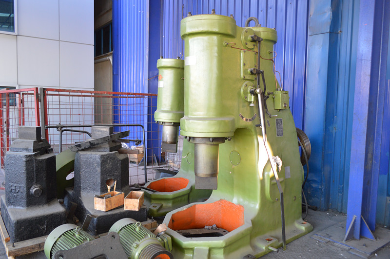 C41-150kg and C41-250kg Air forging hammer in Turkey