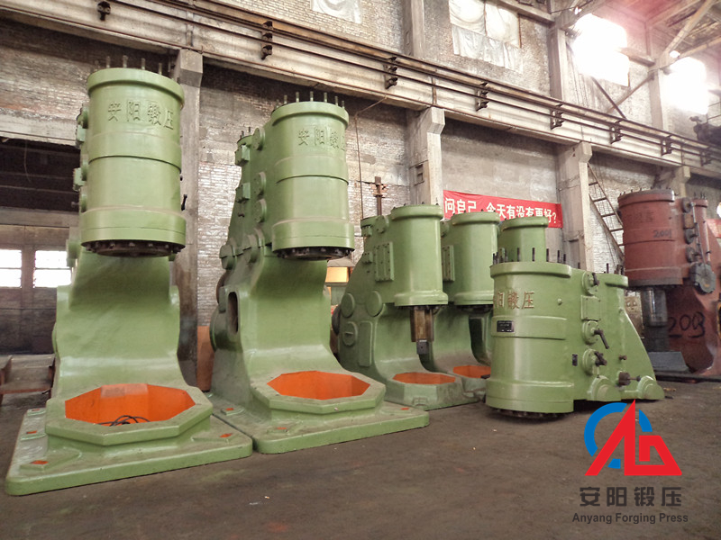 560kg and 750kg China forging hammer ready for delivery